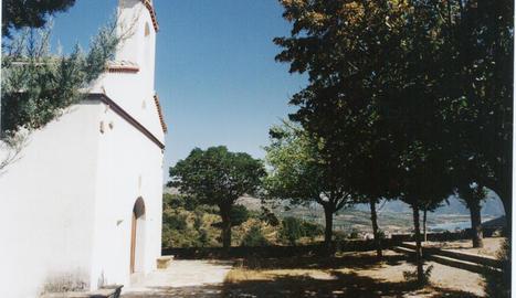 L'ermita de Sant Miquel del Pui, escenari del nou festival.