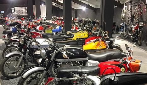 Termalisme i motociclisme