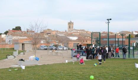 Imatge d'arxiu d'una vista de Castellnou de Seana.
