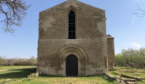 El monestir de les Franqueses.