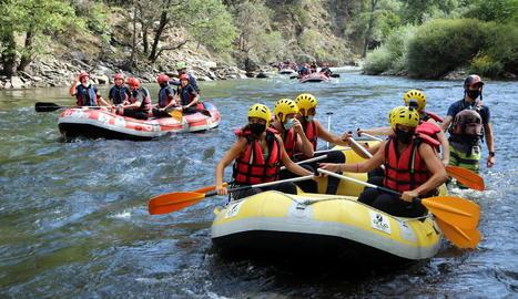 El sector turístic lleidatà espera salvar la temporada amb turistes catalans i reserves d'última hora
