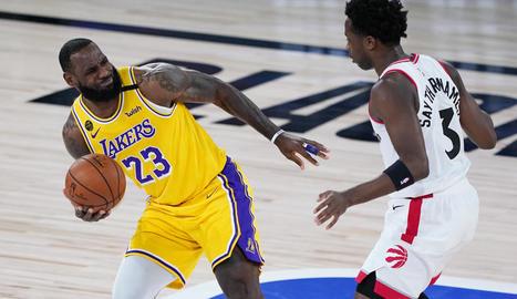 Els Raptors de Marc Gasol tornen amb un triomf contra els Lakers