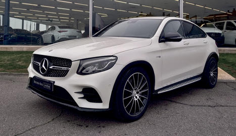 Mercedes - AMG GLC Coupé 43