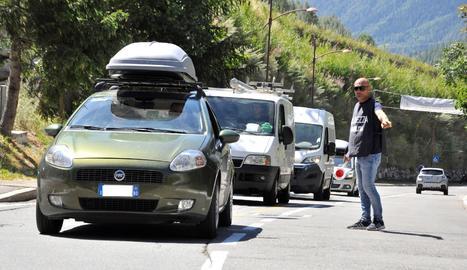 Evacuen una zona dels alps italians per risc de despreniment d'una glacera