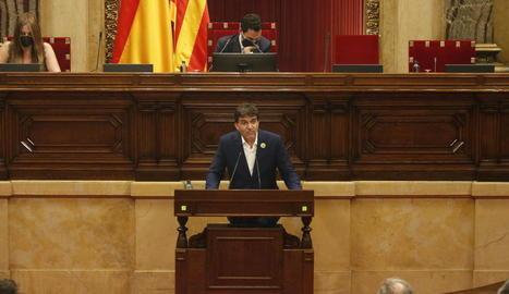L'independentisme vol que Catalunya