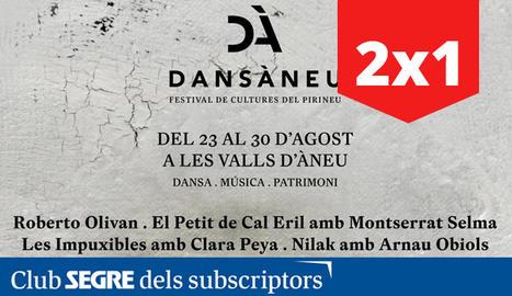 Arriba una nova edició del Dansàneu, el Festival de Cultures del Pirineu, aquest any prioritzant els escenaris a l'aire lliure.