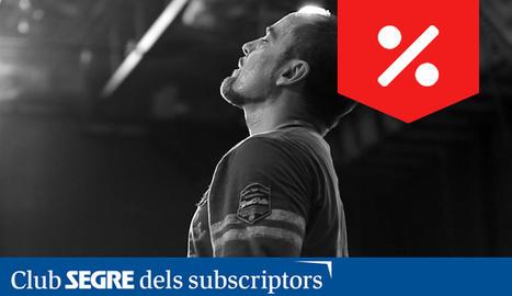 El ballarí, coreògraf i creador internacional Roberto Olivan, serà l'encarregat d'inaugurar l'edició d'enguany del Dansàneu.