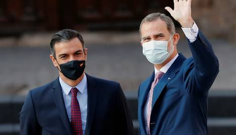 Sánchez remet a la Casa Reial i al propi Joan Carles I les informacions sobre el parador del rei emèrit