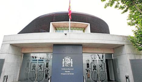 El jove ha estat condemnat a l'Audiència Nacional.