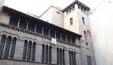 La Paeria de Lleida és un dels municipis que encapçalen la protesta contra els préstecs.
