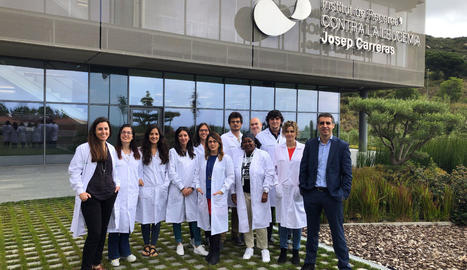 Grup d'epigenètica del càncer dirigit pel doctor Manel Esteller.