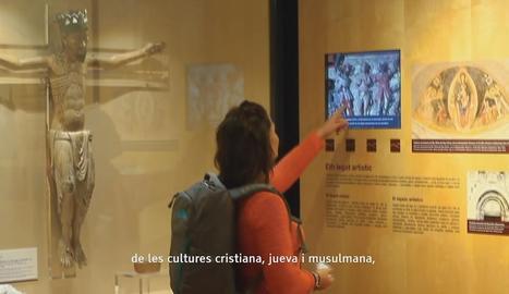 La Xarxa de Museus de Lleida i Aran publica un vídeo promocional