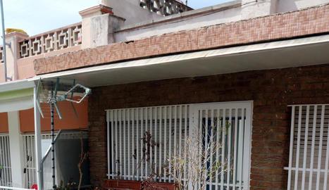 Imatge de l'apartament on es van trobar els cadàvers.