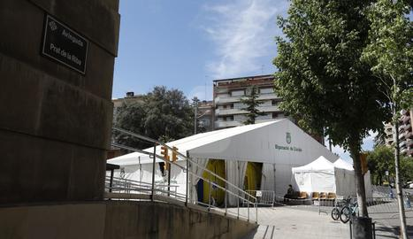 El CUAP de Prat de la Riba, a Lleida.