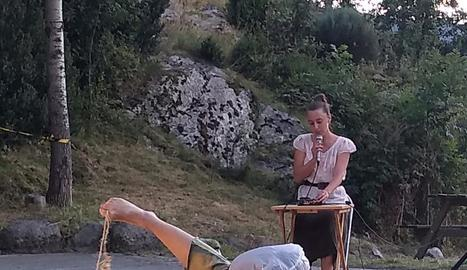 Tret de sortida al Festival de Dansa dels Pirineus