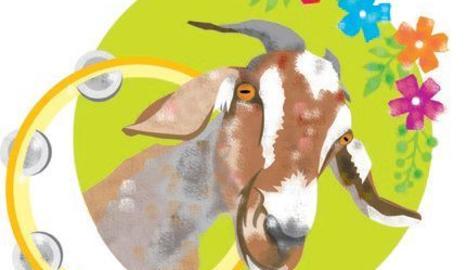 La cabra Felícia