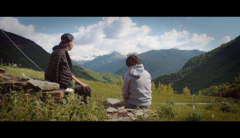 Una imatge del documental 'Eso que tú me das'.