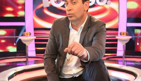 Arturo Valls té nova sèrie
