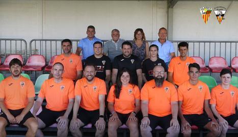 Bordeta i Vilanoveta posen en marxa la temporada 2020-21