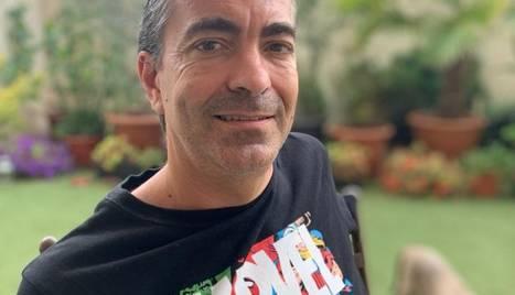 L'escriptor lleidatà Llorenç Capdevila i Roure.