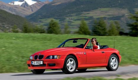 El Z3 va ser el primer compacte de BMW que es va fabricar fora d'Alemanya.