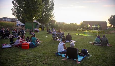 Un concert de Joan Colomo i Selektah Elektra va clausurar dijous el festival d'estiu de Tornabous.