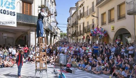 Al maig, la Fecoll va organitzar una rua pels carrers de Lleida com a 'substituta' de l'Aplec.