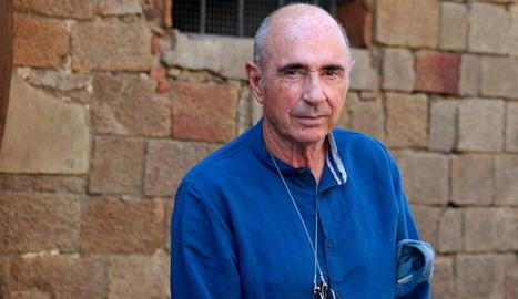 Lluís Llach publica el seu nou llibre, 'Escac al destí'