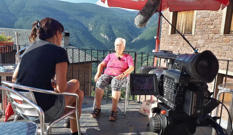 Entrevista a una veïna de Vilamur.