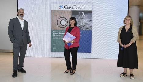 La presentació de la temporada a CaixaForum Lleida.