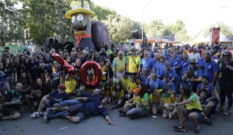 L'any passat la festa de l'Aplec del Caragol de Lleida va celebrar el seu 40 aniversari.