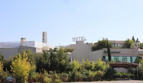 L'hotel Nastasi acollia hospitalitzats amb Covid que es trobaven a l'última fase de la recuperació.