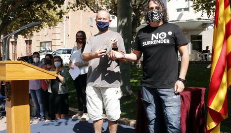 Bellpuig concedeix el premi Estel a l'epidemiòleg Oriol Mitjà