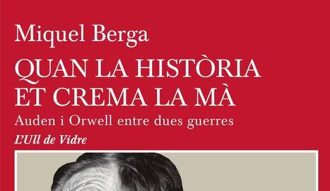 El poeta Auden i el novel·lista Orwell