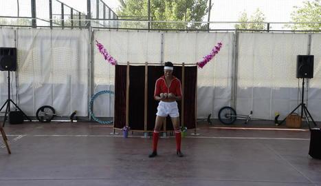 Alpicat tanca amb èxit el seu festival de circ