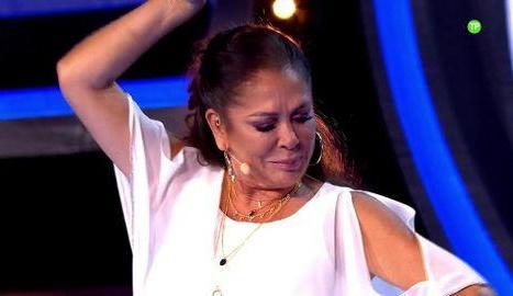 Isabel Pantoja, estrella a 'Idol Kids'.