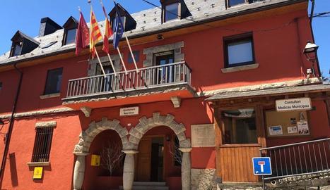 L'ajuntament de Naut Aran és el que té un superàvit més gran a Lleida.