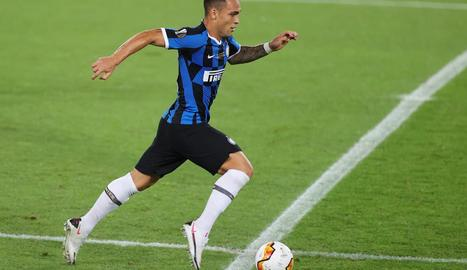El jugador argentí continuarà un altre any al club italià.