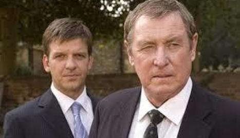 L'inspector Barnaby a 'Midsomer'.