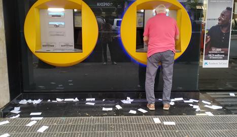 Paperera sense papers