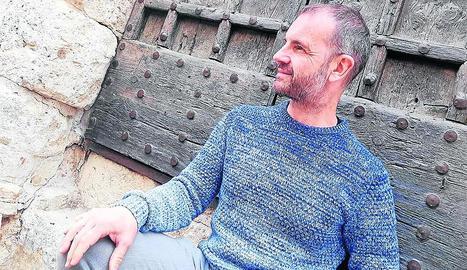L'escriptor i crític literari del Penedès Jordi Llavina.