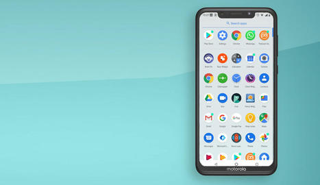 Les capes d'Android