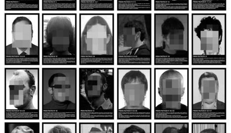 presos políticos en la españa contemporánea