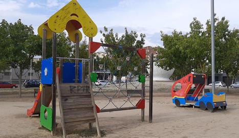 L'Ajuntament de Tàrrega treu a licitació la millora dels parcs de jocs infantils