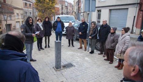 El 4 de gener va estrenar el Dia Local de la Memòria Històrica.