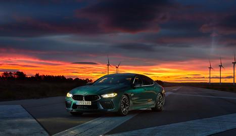 Basat en l'M8 Concept presentat a Ginebra el 2018, el First Edition inclou un nou nivell en matèria d'exclusivitat, a banda d'una alta personalitat gràcies a les aplicacions de BMW Individual.