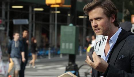 Jack Cutmore-Scott dóna vida a Cameron Black, un gran il·lusionista.