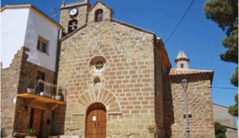 Església i cases pairals deixen petjada a Mafet