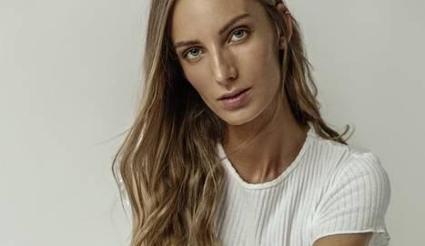 Eugènia Piqué, de 25 anys i del Palau, continua estudiant a Barcelona.