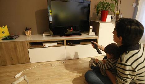 Els televisors rebran el senyal a través d'una altra freqüència.